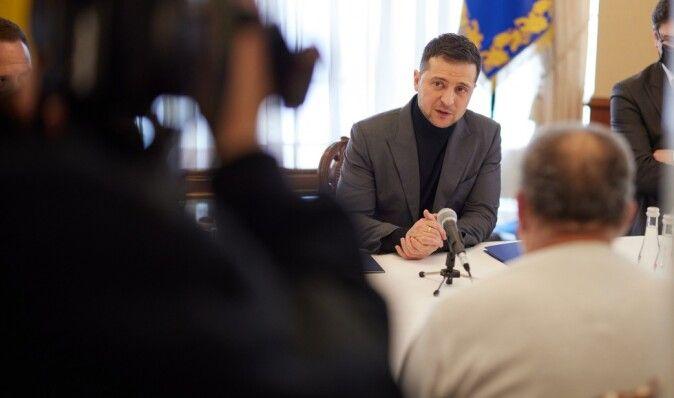 Зеленский пояснил, почему ветировал закон о конкурсах на госслужбу