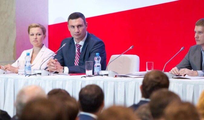 Кличко набрал в Киеве 50,9% по собственным подсчетам