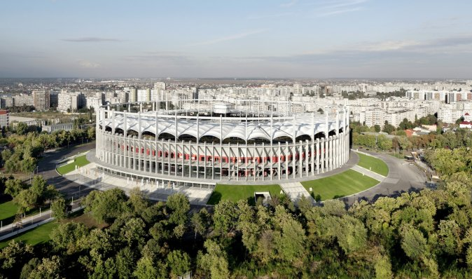 Румыния упростила въезд болельщикам, но на стадионе сохранен свой контроль