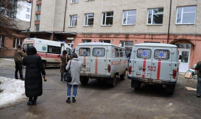 Пожар в больнице Черновцов: названа причина трагедии