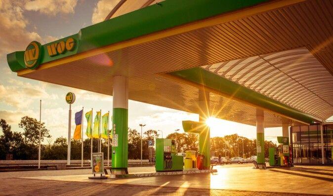 На крупных АЗС впервые за пять месяцев выросла цена на дизельное топливо