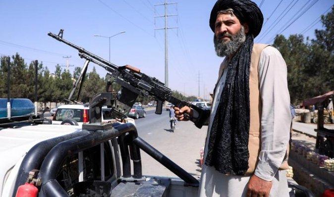 В Афганистане талибы запретили мужчинам брить бороды