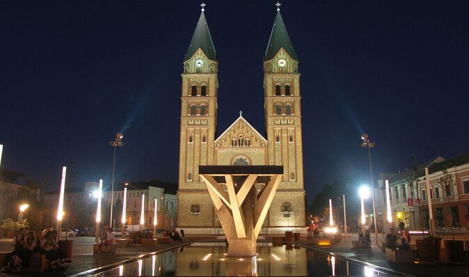 Місто лего. Що подивитися в угорському місті Ньїредьгаза
