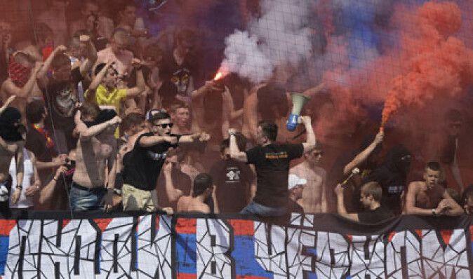 УЕФА наказал российский ЦСКА за расизм болельщиков