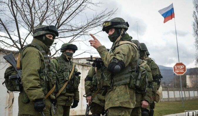 В Минобороны назвали количество российских военных у границы Украины