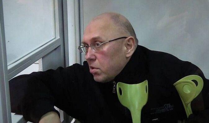 Основной фигурант дела Гандзюк Павловский вышел из-под стражи