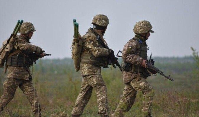 ВСУ на Донбассе обезвредили диверсионную группу боевиков и сбили вражеский беспилотник