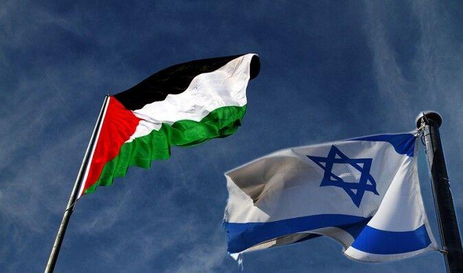 Трамп предложил решить палестино-израильский конфликт созданием двух государств