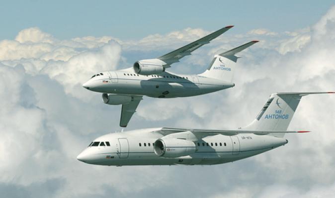 Иран намерен купить 40 самолетов украинского Антонова, - СМИ