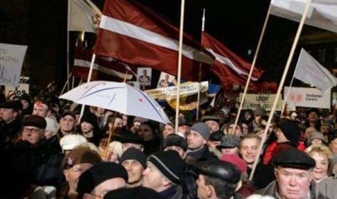 Латыши отказали русскому языку в статусе второго государственного