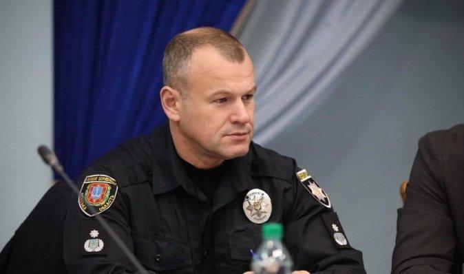 Глава Нацполиции Одесской области подал в отставку (видео)