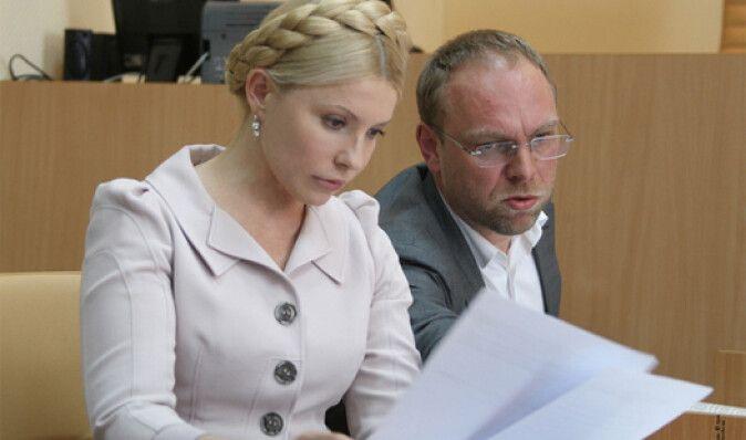 Судья по делу Тимошенко внезапно заболел, - Власенко