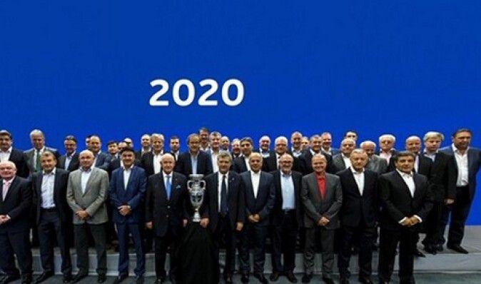 Киев и Донецк утверждены кандидатами на Евро-2020