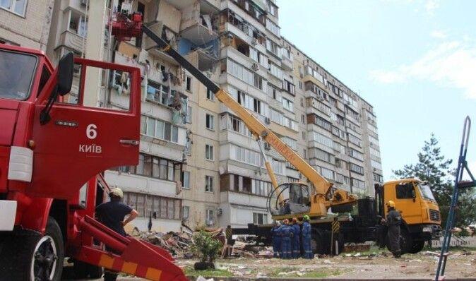 Жильцы взорвавшегося дома на Позняках не могут получить квартиры по сертификатам от Зеленского
