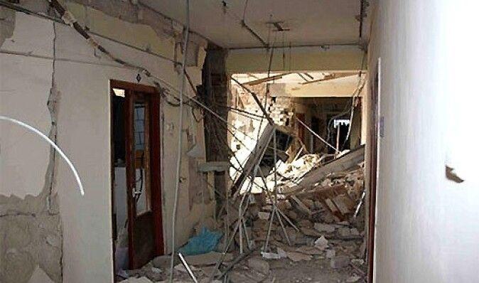 С виновных во взрыве в Луганской больнице взыщут 6,8 млн.грн