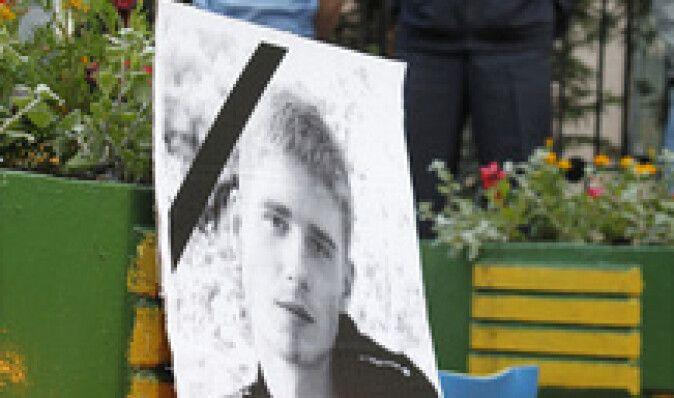 Свидетель по делу Индило заявил, что погибшего студента в отделении милиции никто не бил