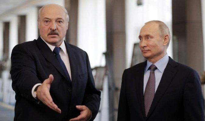 """В Москве назвали """"беззаконием"""" новые санкции ЕС против Беларуси"""