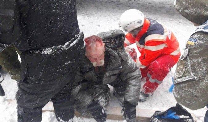 Amnesty International отреагировала на действия силовиков под Радой
