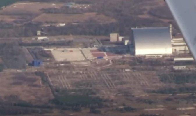 МАУ запустила экскурсионный рейс над Чернобыльской АЭС (видео)