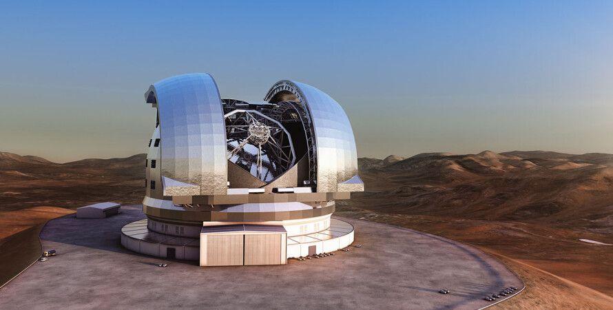 Телескоп / eso.org