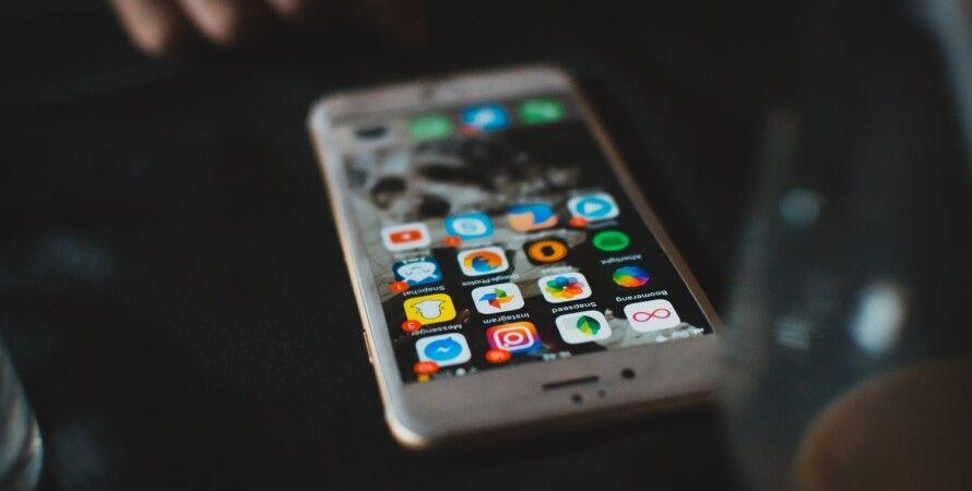 смартфон, приложения, программы, игры