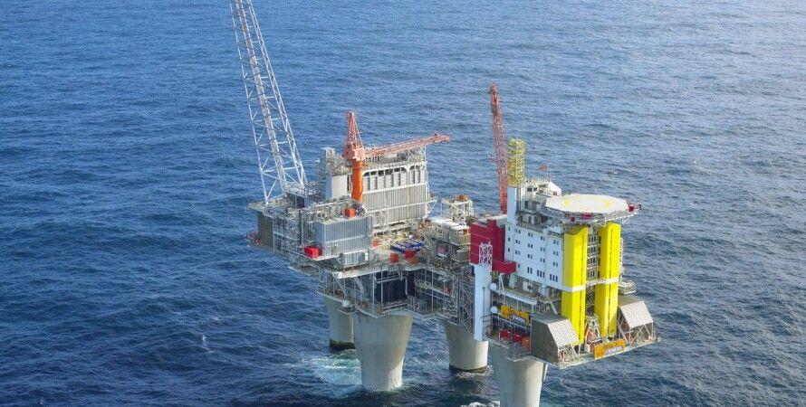 Нефтяная платформа / Фото: korabley.net