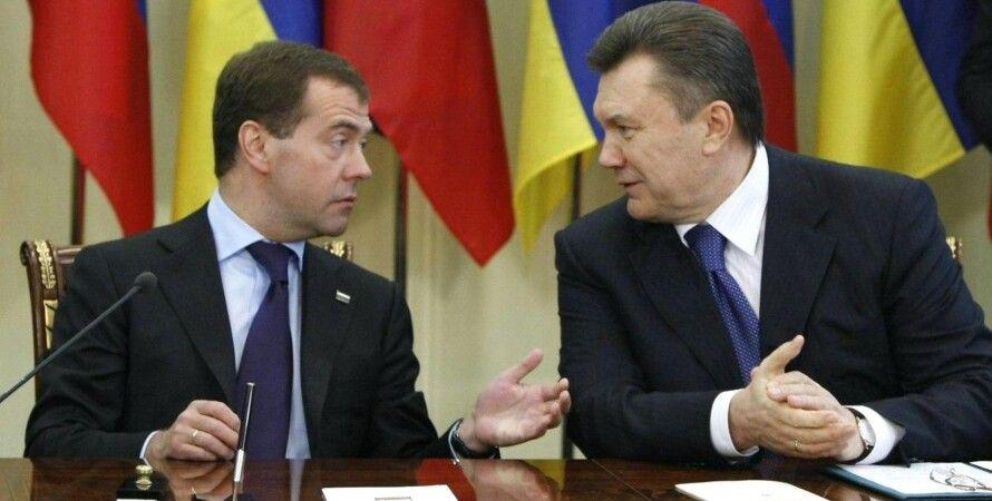 сбу, обшуки, харківські угоди, держзрада, крим, Янукович і Медведєв