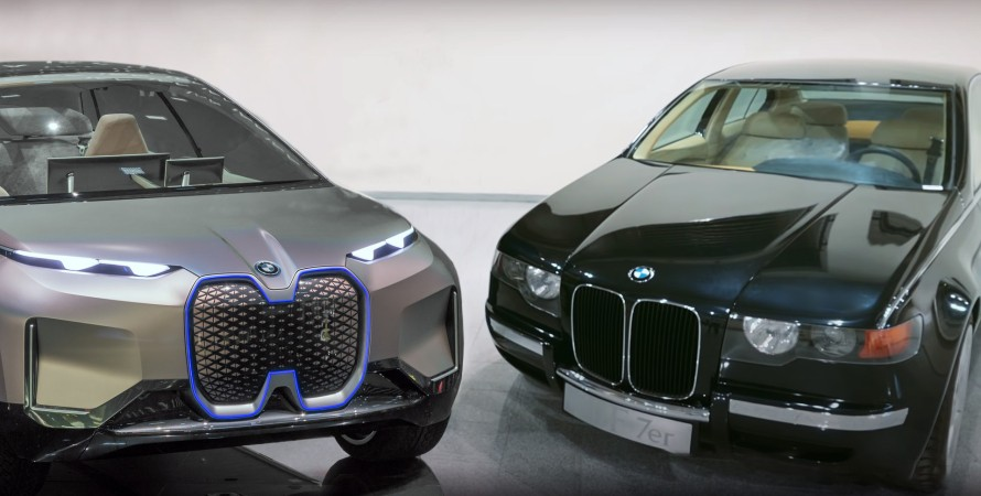 концепт-кары BMW