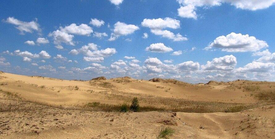алешковские пески, пустыня, глобальное потепление, изменение климата, роман абрамовский