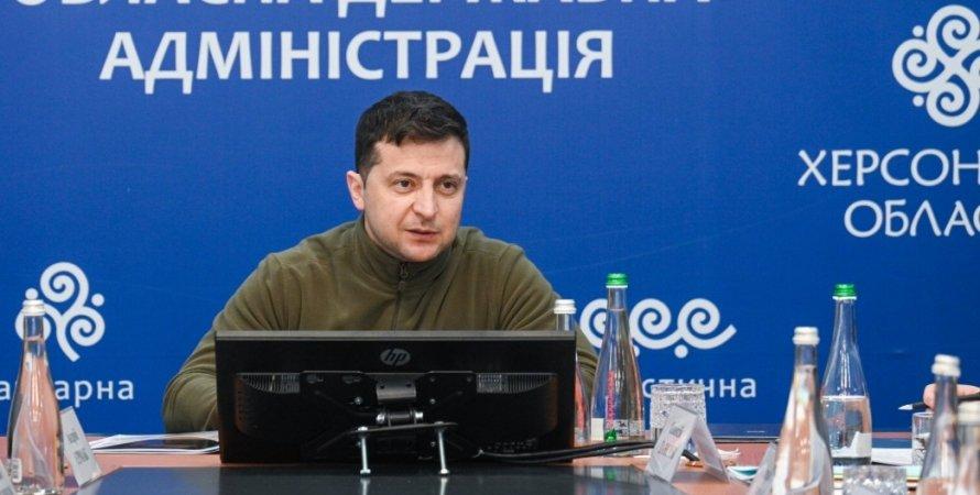 Владимир Зеленский, зеленский, президент Украины, снбо, заседание снбо, после поездки, новое заседание совбеза