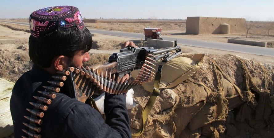 Афганістан, Талібан, таліби