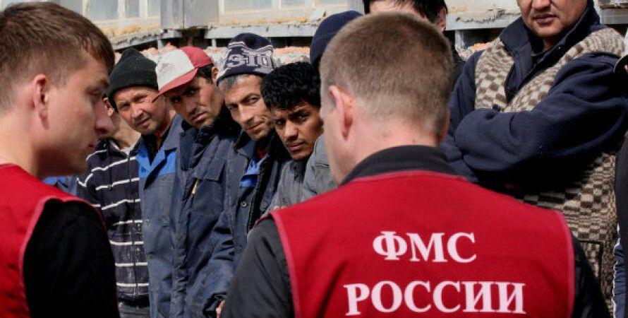 Мигранты в России / Фото: newsmoldova.ru