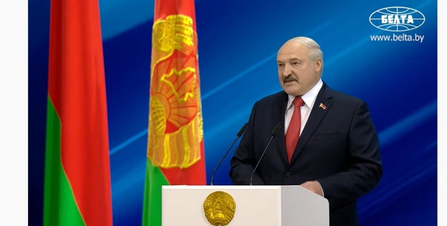 Лукашенко, виступ, трибуна, фото
