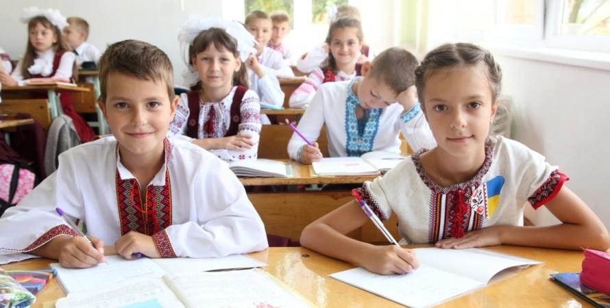 школа, учні, фото