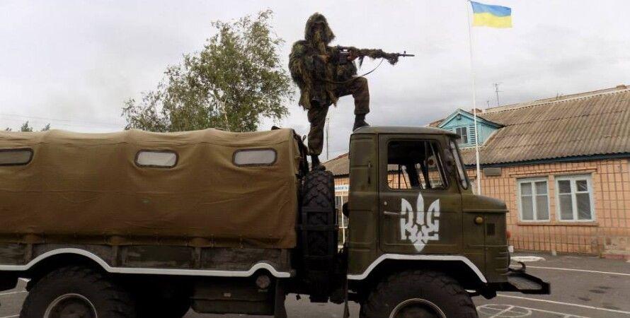 Батальон Айдар / Фото: facebook батальона