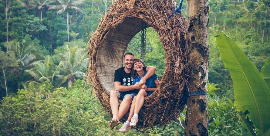 туризм, джунглі, пара, відпустка, индонезия