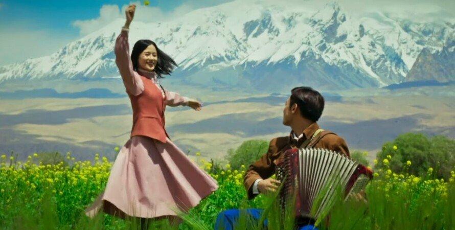 крылья песни, мюзикл, уйгуры