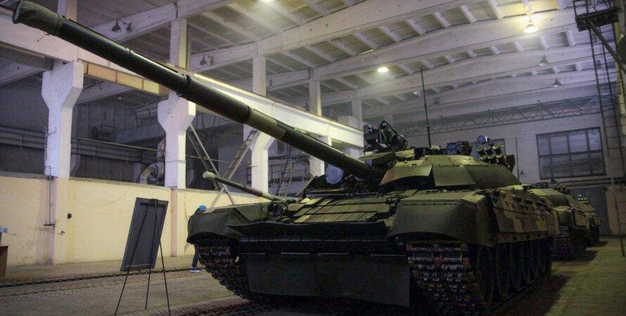 вооружение для всу, танки для всу