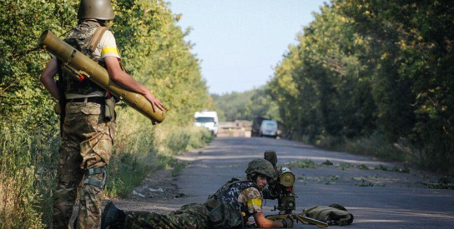 Бои под Иловайском / Фото: ЕРА