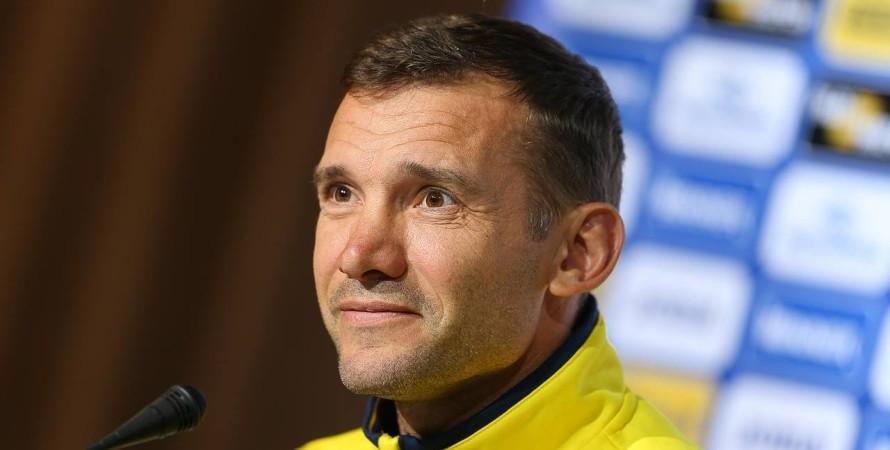 Андрей Шевченко, сборная Украины, Евро-2020