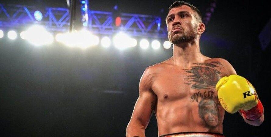 Василий Ломаченко: boxingnews.com.ua
