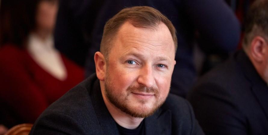 Народний депутат Павло Сушко