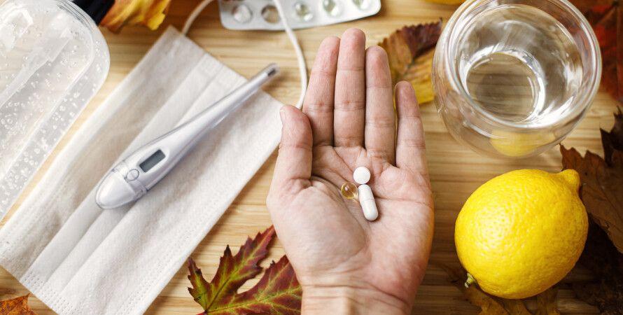 вітаміни, коронавірус, захист