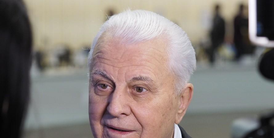 Леонид Кравчук, первый президент украины