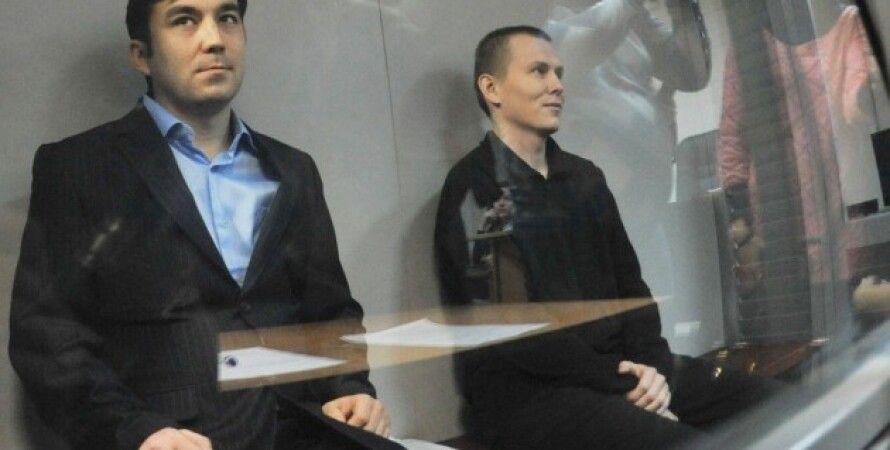 Александр Александров и Евгений Ерофеев / Фото: ukrinform.com
