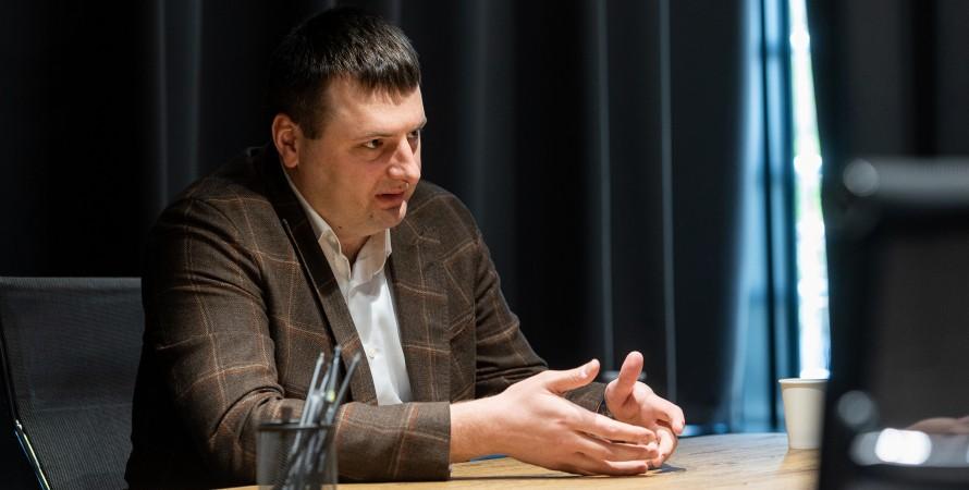 Михаил Коваль Parimatch