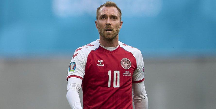 Кристиан Эриксен, сборная Дании