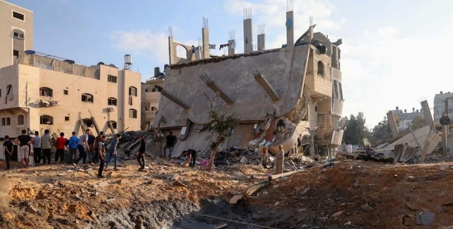 Израиль, Палестина, конфликт, война, ХАМАС, потери, жертвы,
