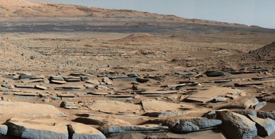 Марс, вода, річки, моря, атмосфера