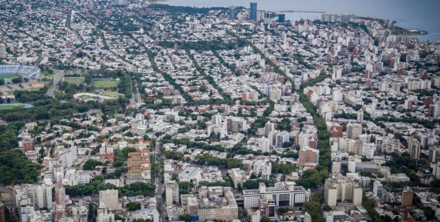 мегаполис, город, вес, литосфера, Земля